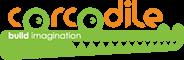 Corcodile logo